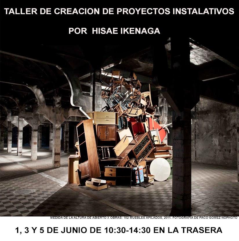 Taller de creación de proyectos instalativos
