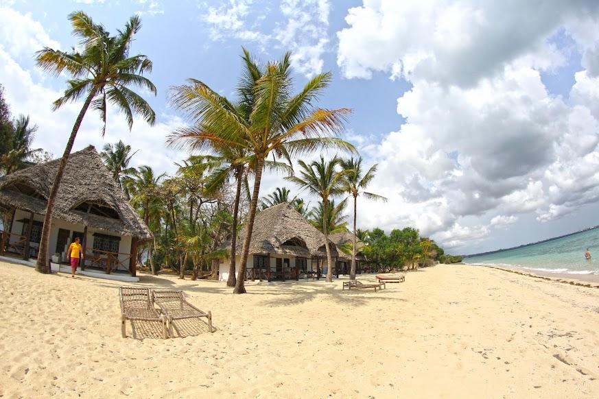 Visitar as praias e ilha de CHAPWANI, uma ilha só para nós em Zanzibar | Tanzânia