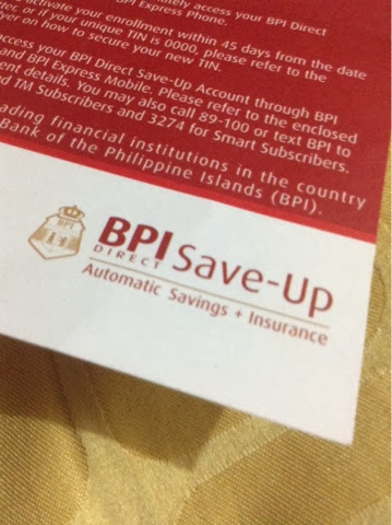 how to cancel bpi direct save up