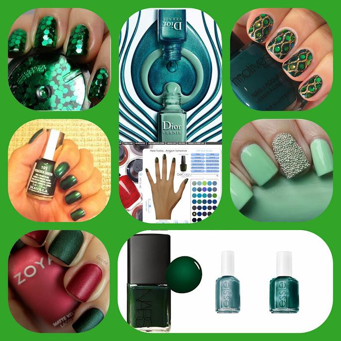El Verde es el color del año | Entender la Belleza