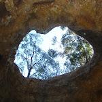 Looking through Hangmans Rock (162745)