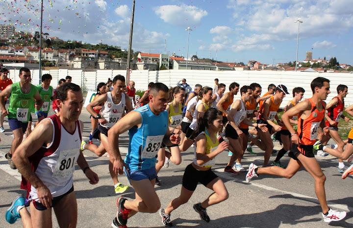 Atletas de todas as idades celebram Dia da Liberdade em Lamego