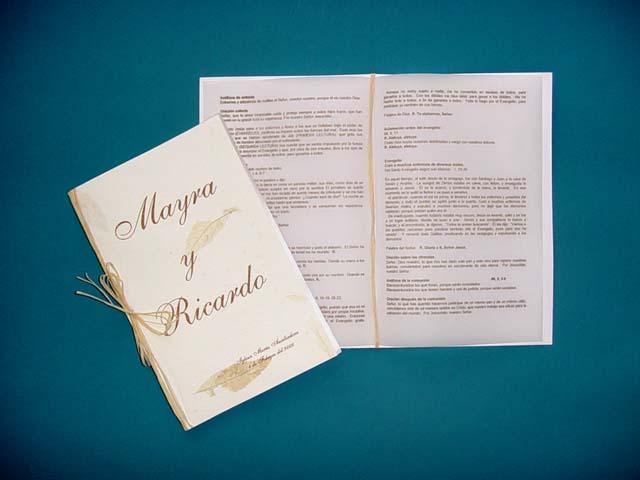 Rito Del Matrimonio Catolico Misal : Organización de eventos contenido del misal