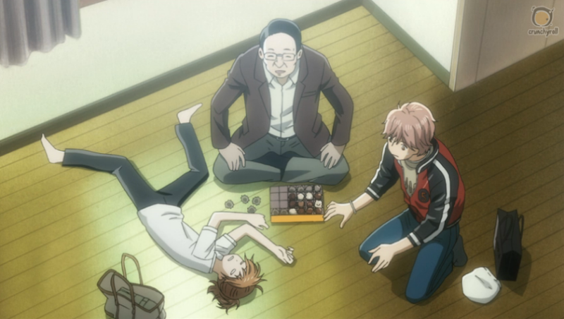 Chihayafuru Episode 4 Screenshot 4