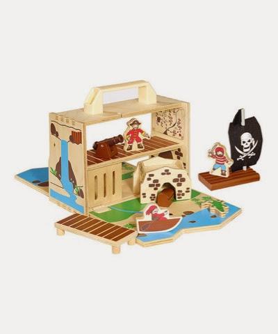 Boxset Pirate Island