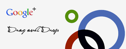 Google Plus Style Drag and Drop adding Groups