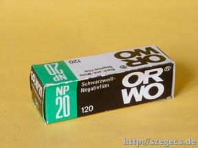 ORWO NP 20