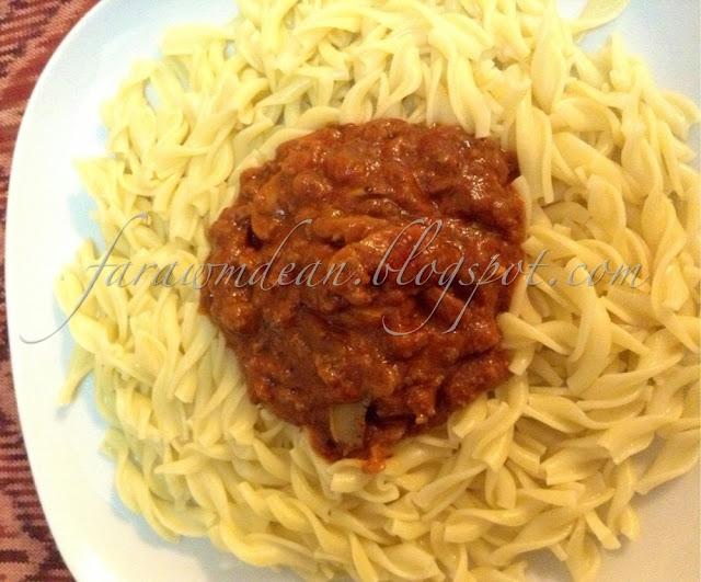 kuah spaghetti ihsan ty na