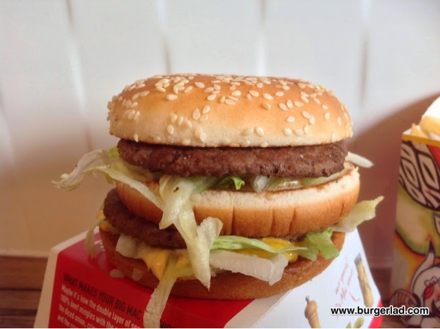 McDonald's Big Mac Review