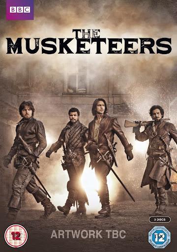 The Musketeers Season 1 - Ngự lâm quân