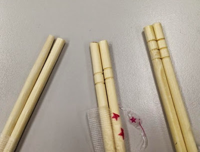 免洗筷有圈套 http://key100.blogspot.com/2015/01/disposable-chopsticks.html