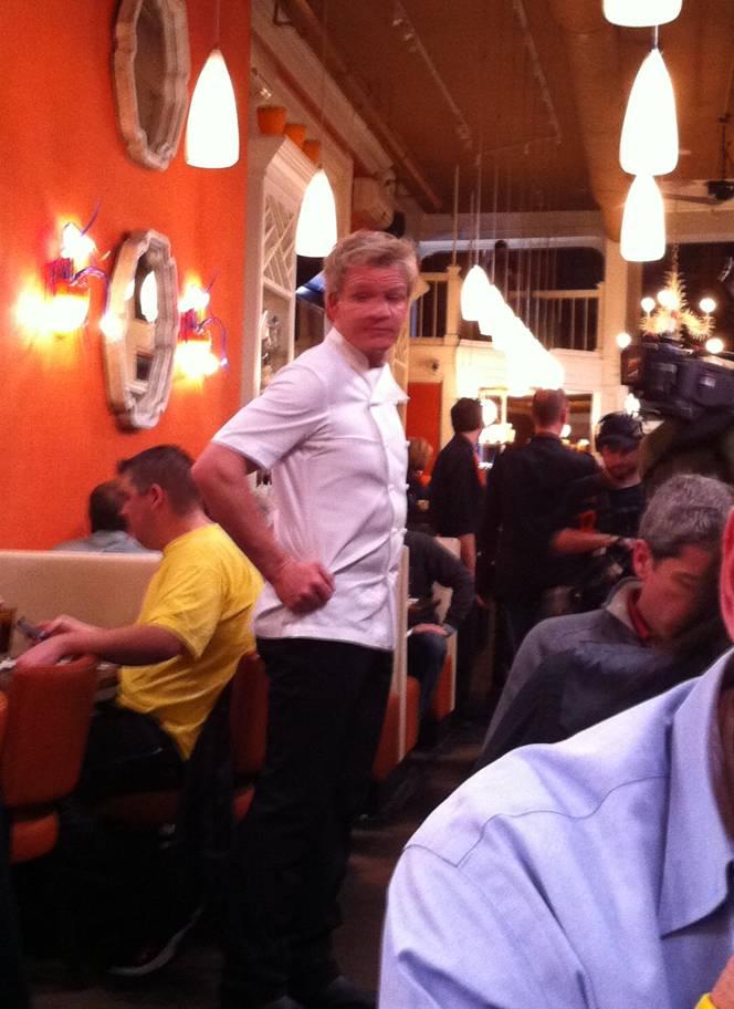 Adventures In Rhode Island Dining Kitchen Nightmares Comes
