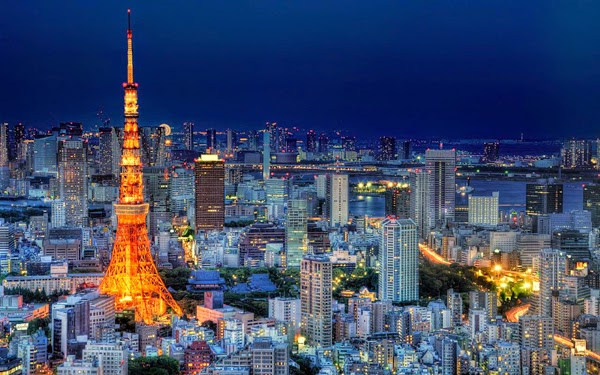 Tokyo Tower (Tokio)