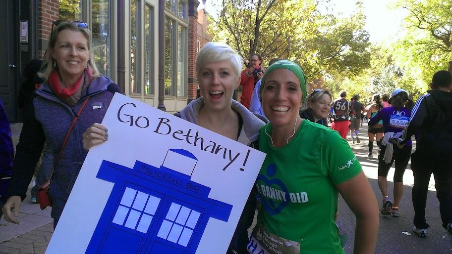 IMAG6939 My Chicago Marathon Recap   #TeamDannyDid