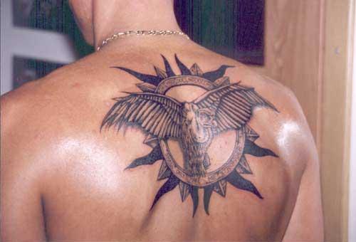 Galeria Tatuazy Tatuaze Orły Ptaki Inne