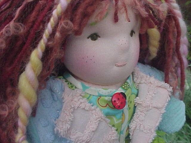 "Custom 16""  Waldorf Doll"
