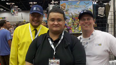 The Dice Tower hosts Tom Vasel and Eric Summerer