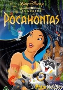 Phim Công Chúa Da Đỏ - Pocahontas