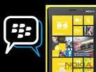 BBM Now Available On Windows Phone
