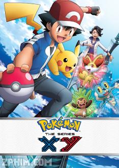 Bảo Bối Thần Kỳ 17 - Pokemon Season 17 (2013) Poster