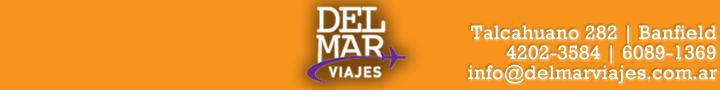 DELMAR AGENCIA DE VIAJES EN BANFIELD