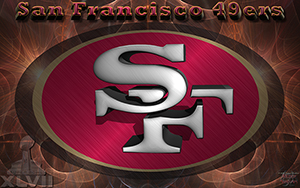 San Francisco 49ers 2013 Super Bowl Wallpaper