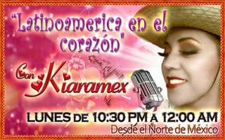 Lunes: Latinoamerica en el Corazon