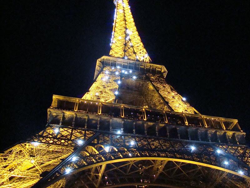 Torre Eiffel, la Dama de Hierro de París