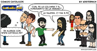 Comics Católicos
