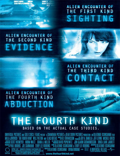 Poster de The Fourth Kind
