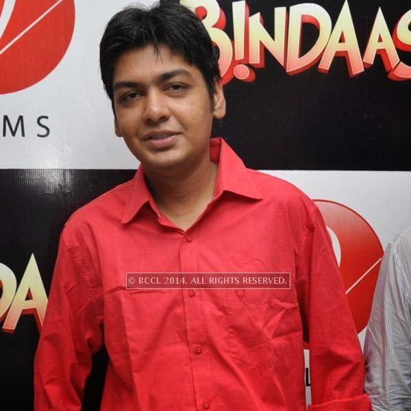 Savvy during the premiere of bengali film Bindaas at Navina in Kolkata.