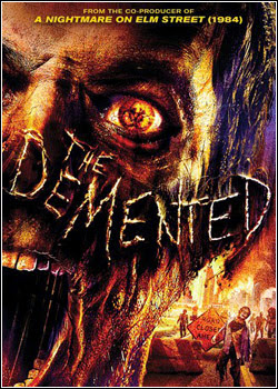The Demented – BRRip AVI + RMVB Legendado