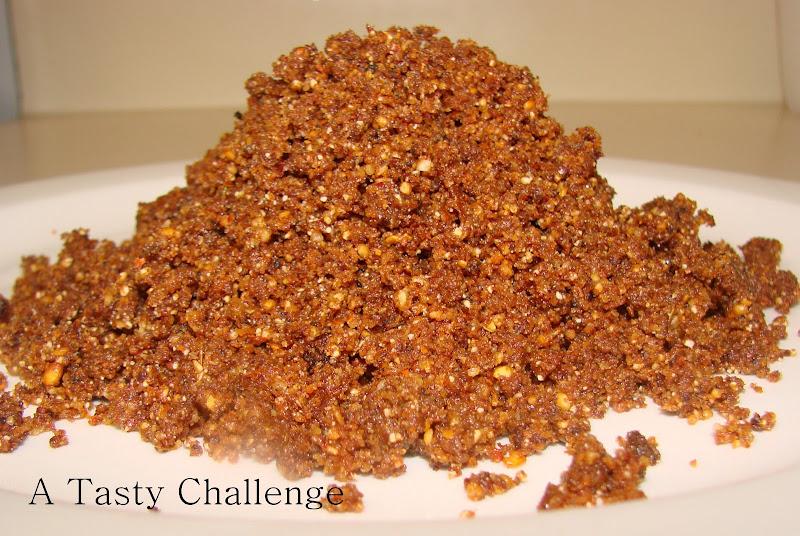 Chammanthippodi/ Coconut Chutney Powder