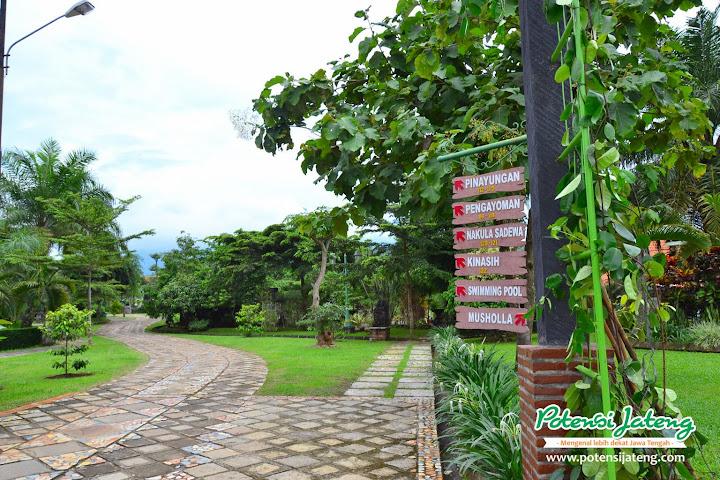 Kawasan Taman Balemong Resort Ungaran