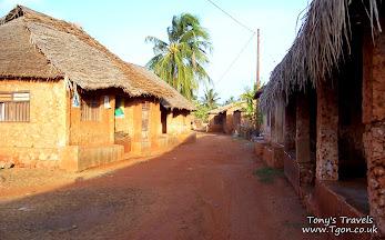 Makunduchi streets