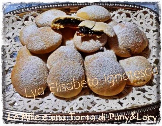 ravioli dolci ripieni per carnevale