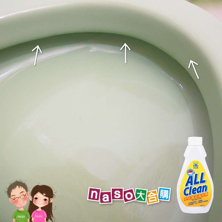 多益得浴室清潔-水垢鏽斑清潔劑250c.c