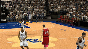 NCAA 2k13 Patch for NBA 2k13 Free Download