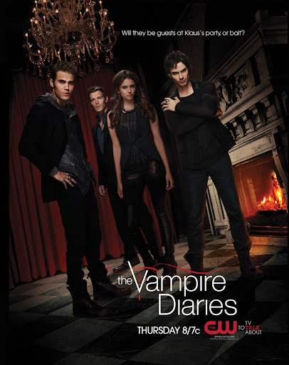 Vampire Diaries 4a temporada Poster 02 Baixar   The Vampire Diaries 4ª Temporada   AVI+RMVB Legendado