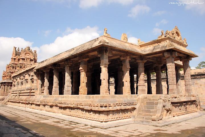 Airavateswarar Temple - Darasuram, Kumbakonam