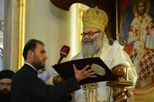 Enthronement Speech Of Patriarch John X Of Antioch