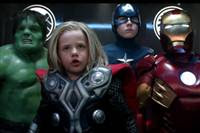 The Little Avengers- Target Commercial