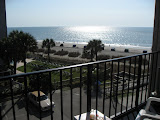 View from Room at Compass Cove in Myrtle Beach - 01