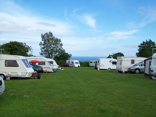 Dartmouth Camping and Caravanning Club Site at Dartmouth Camping and Caravanning Club Site