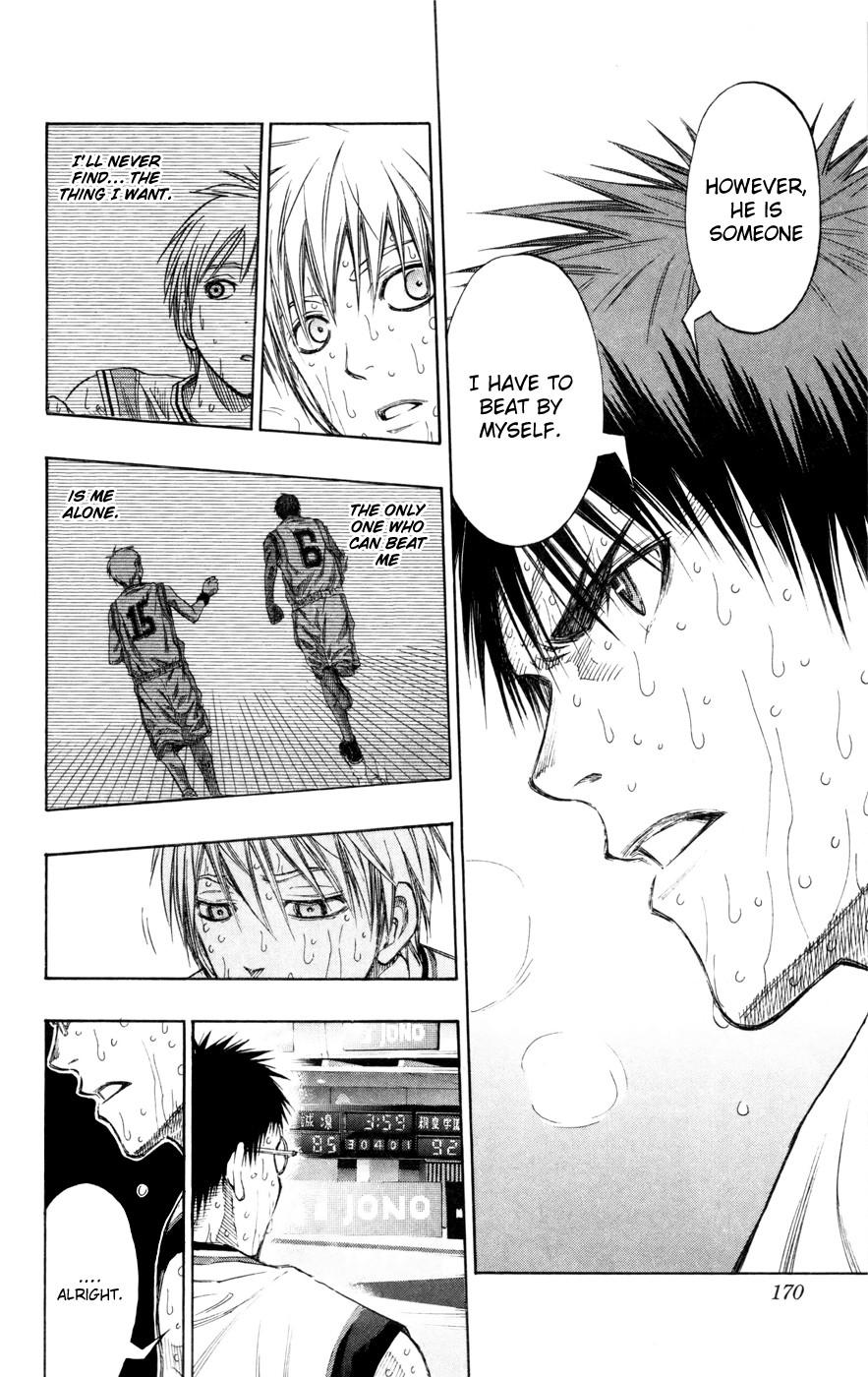 Kuroko no Basket Manga Chapter 135 - Image 04