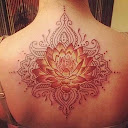 Lotus-Flower-Tattoo-on-back8