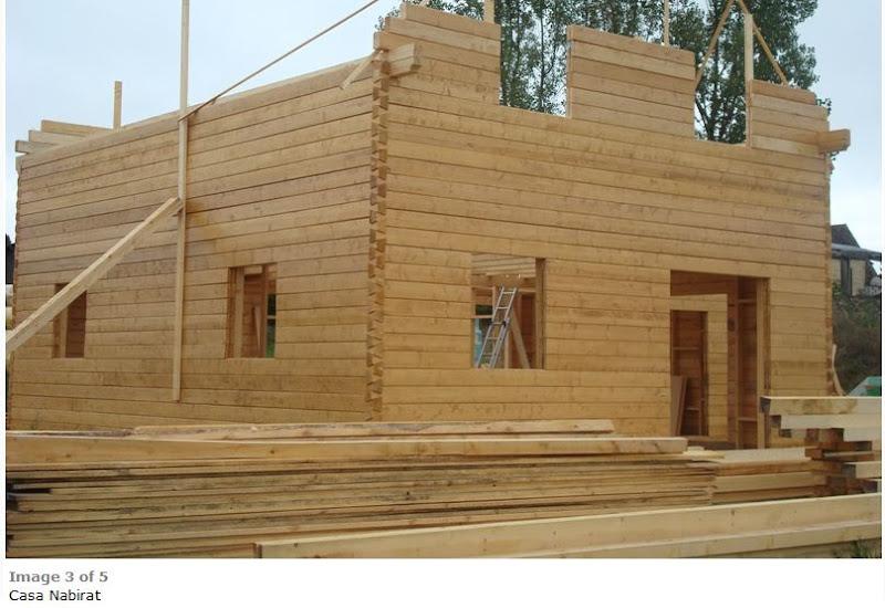 Lemn Pentru Case From Constructii Case Din Lemn
