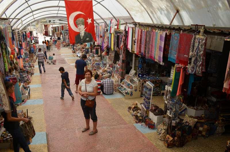 Каймаклы_Турция_подземный_город_рынок
