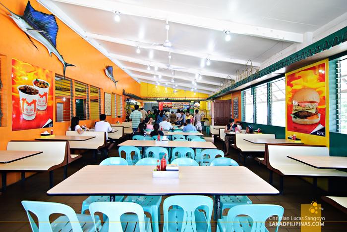 Inside Tagaytay's Mushroom Burger