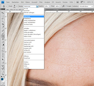 Kopierstempel-Werkzeug in Photoshop